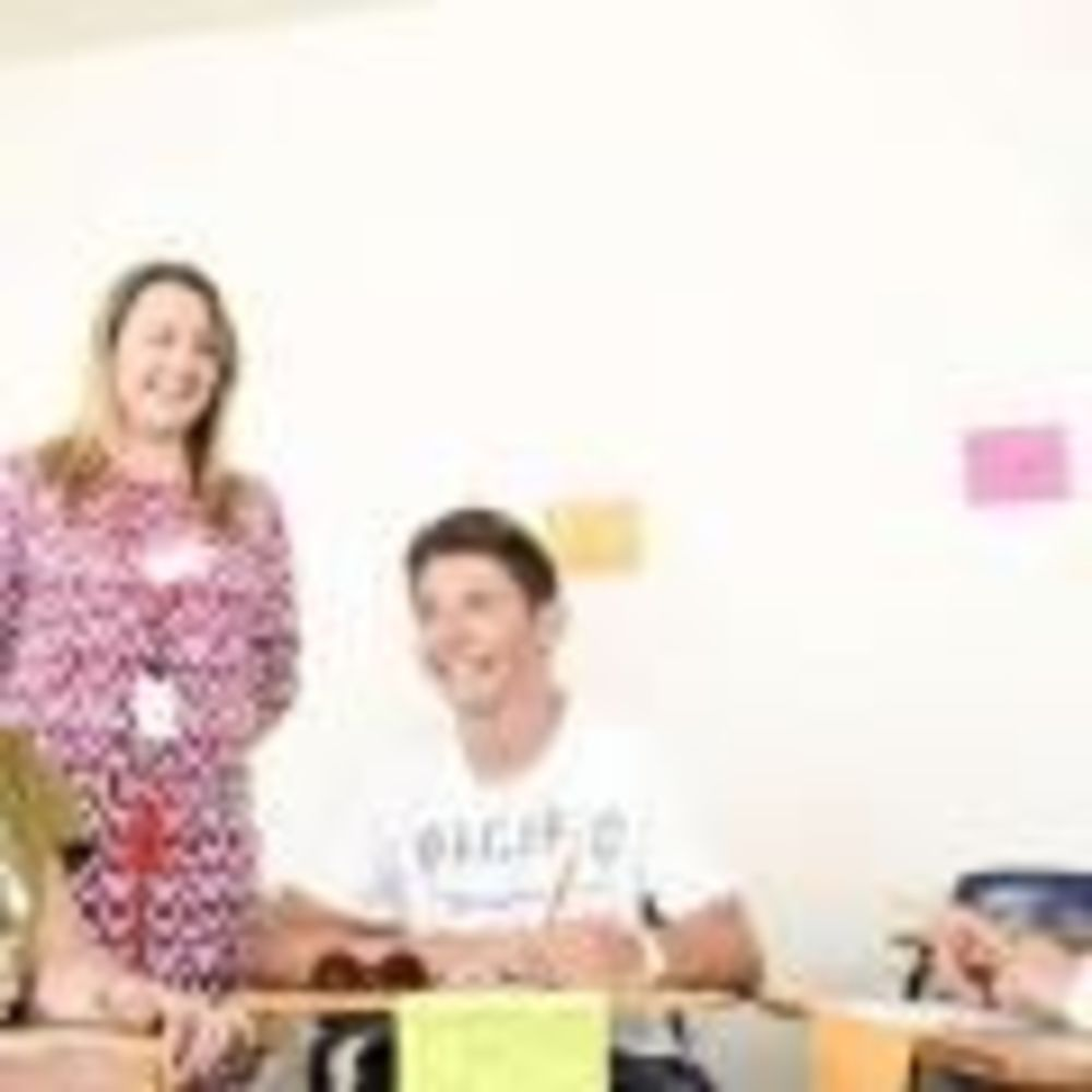 занятия в классе LAL Boca Raton