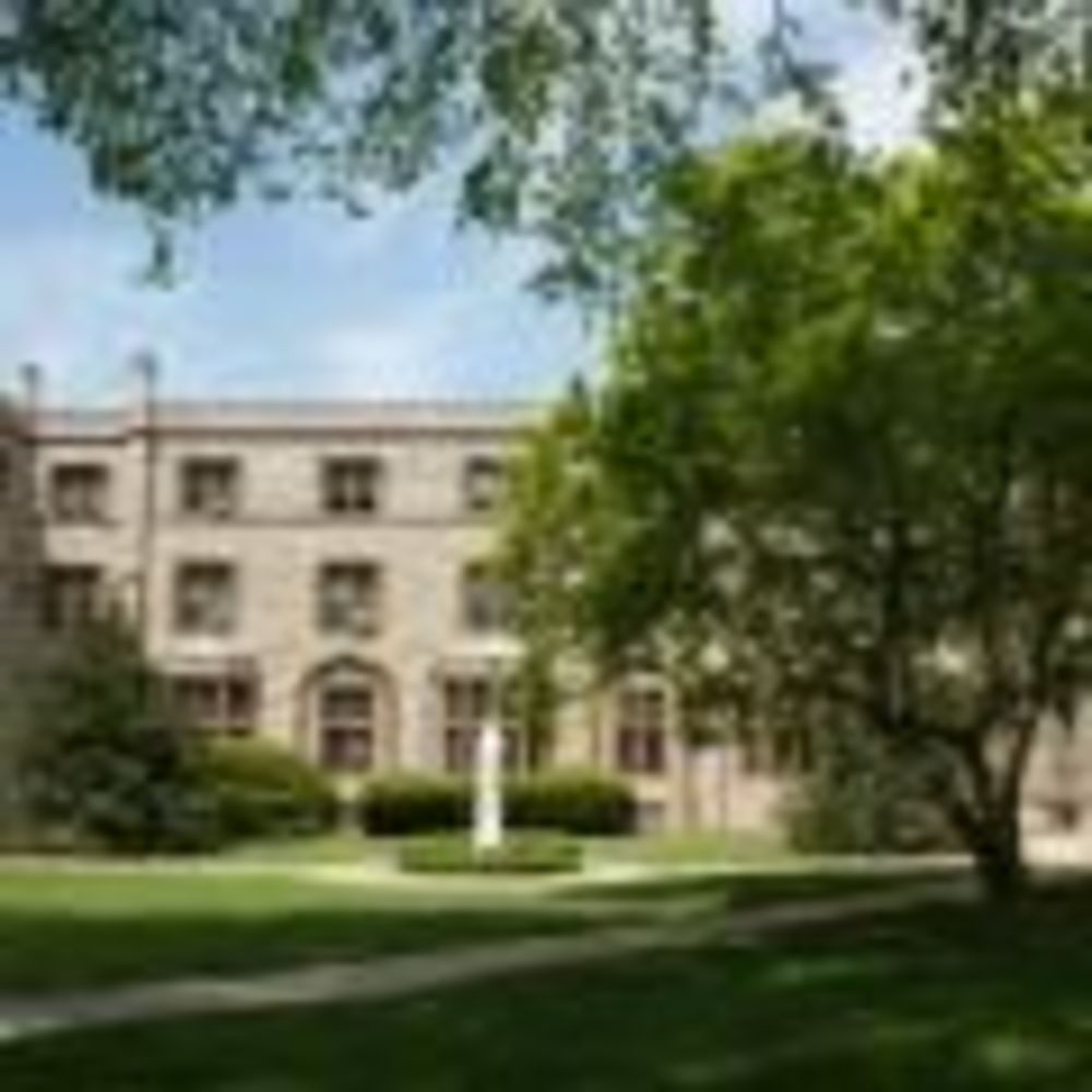 лагерь LAL кампус Fordham University, Rose Hill