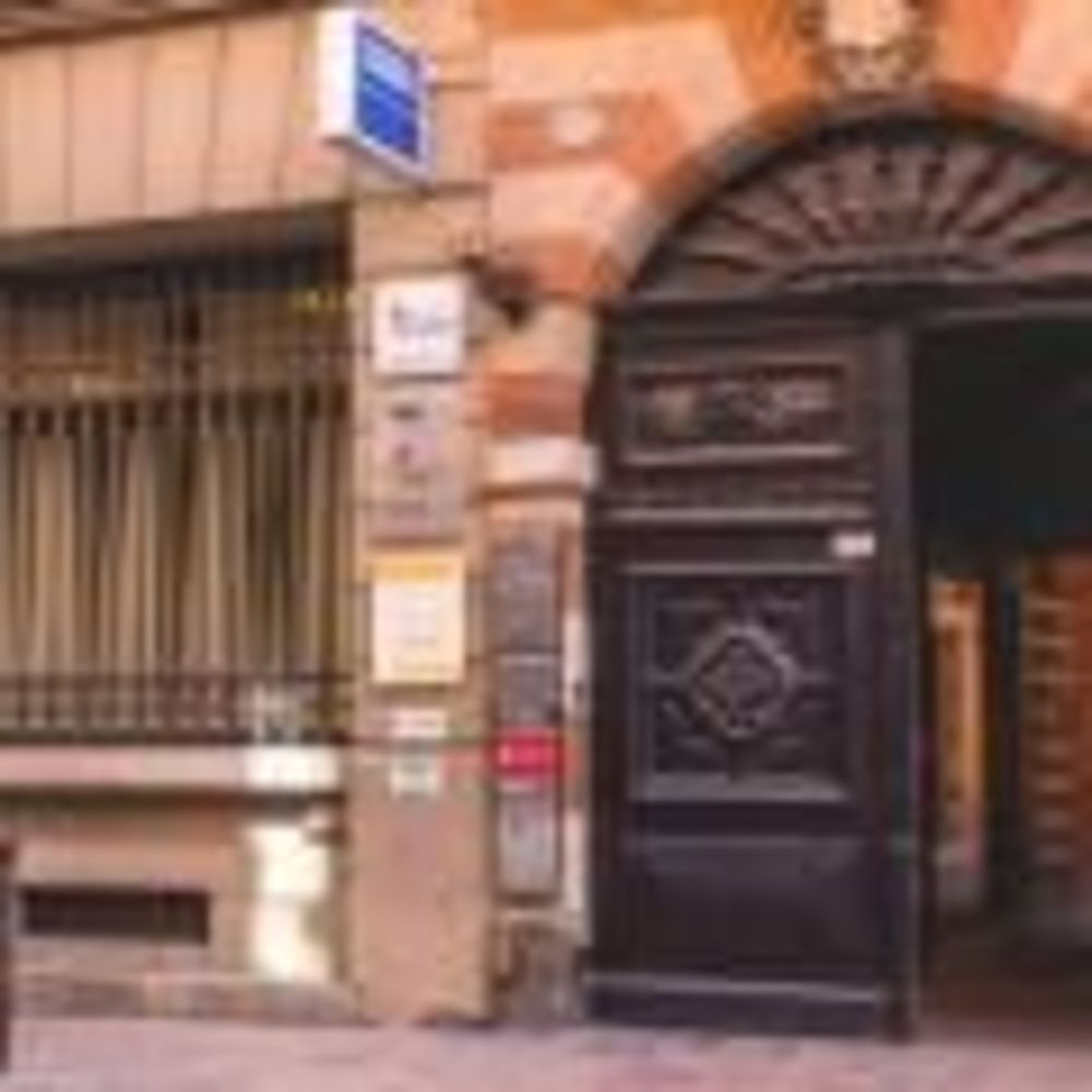 здание школы Langue Onze Toulouse