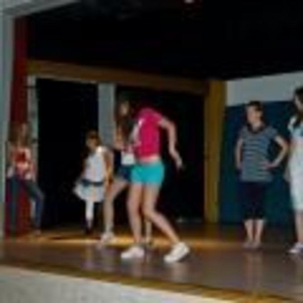 танцы в лагере Lindenberg, Humboldt – Institut
