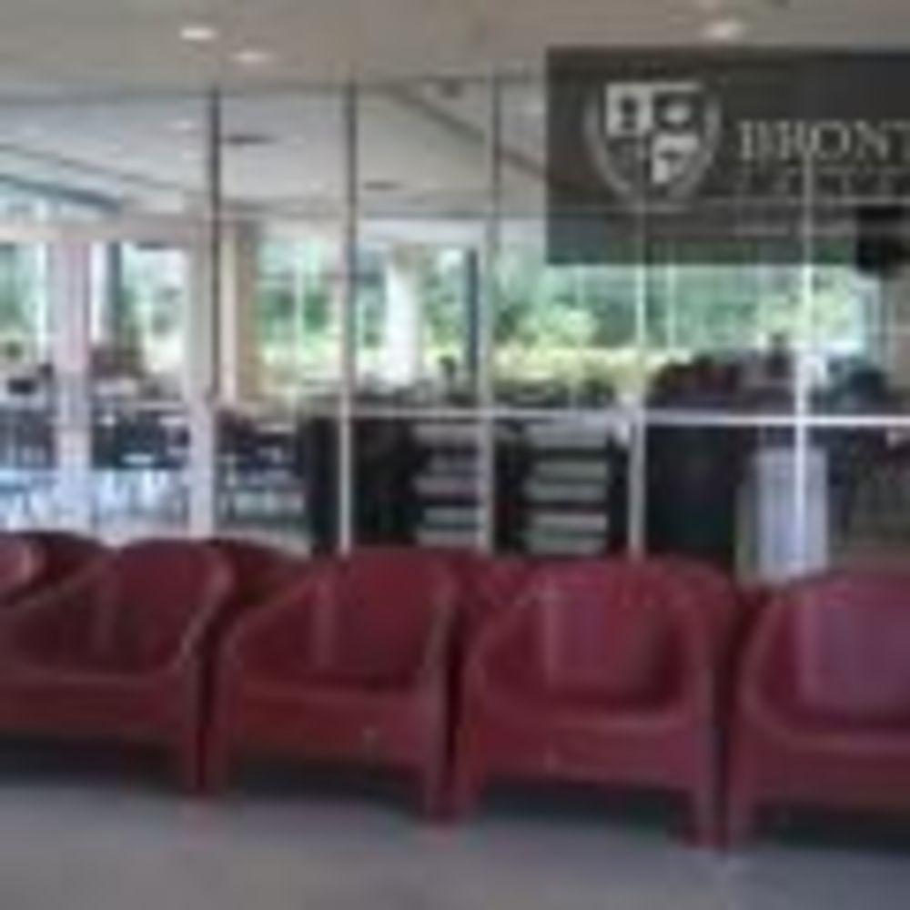 рецепция Bronte College