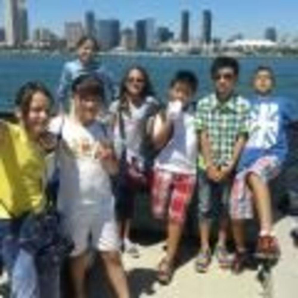 LSI San Francisco - Berkley участники семейной программы