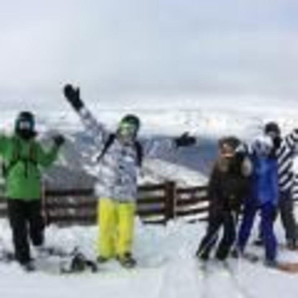 Лыжи Institut Monte Rosa