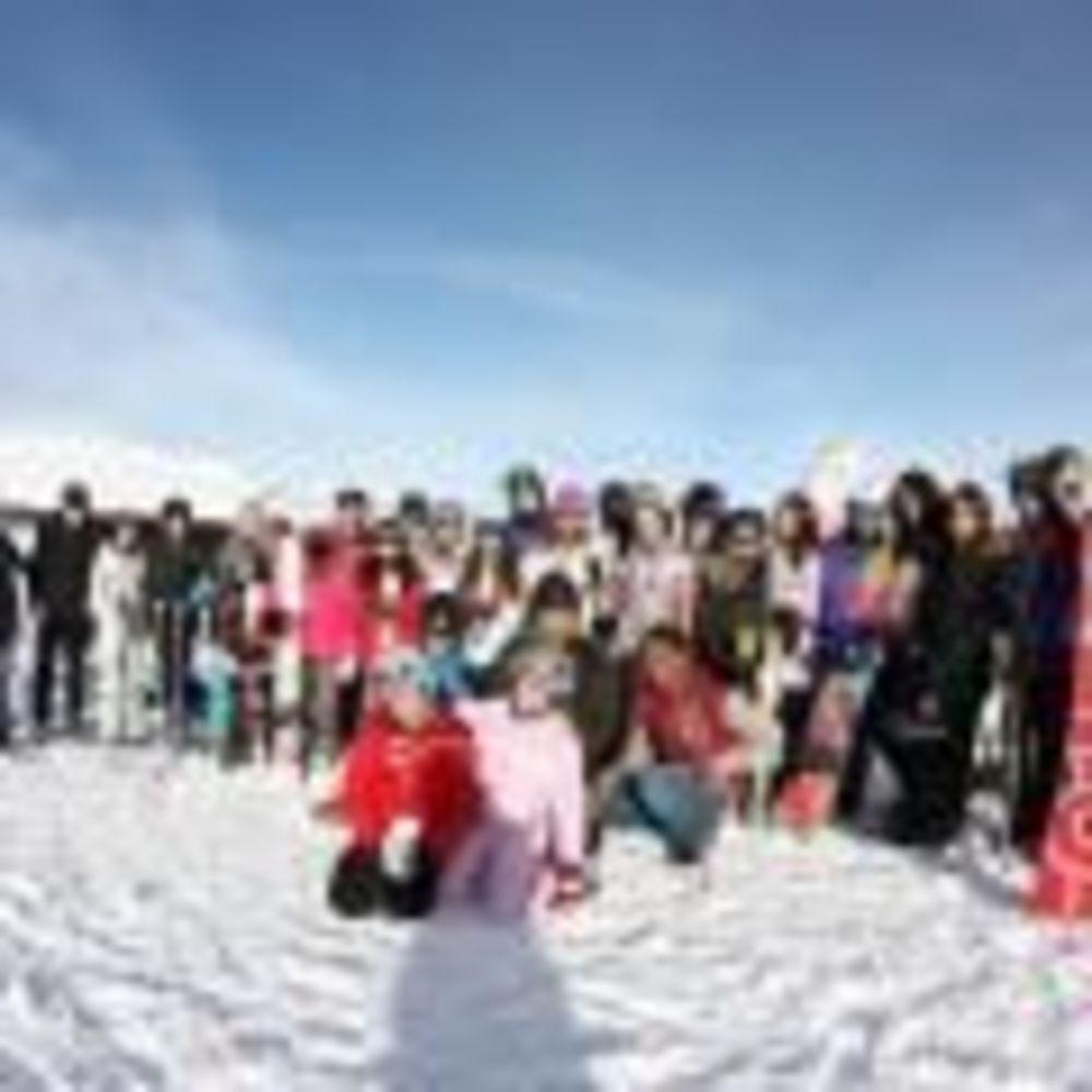 Лыжи 2 Institut Monte Rosa