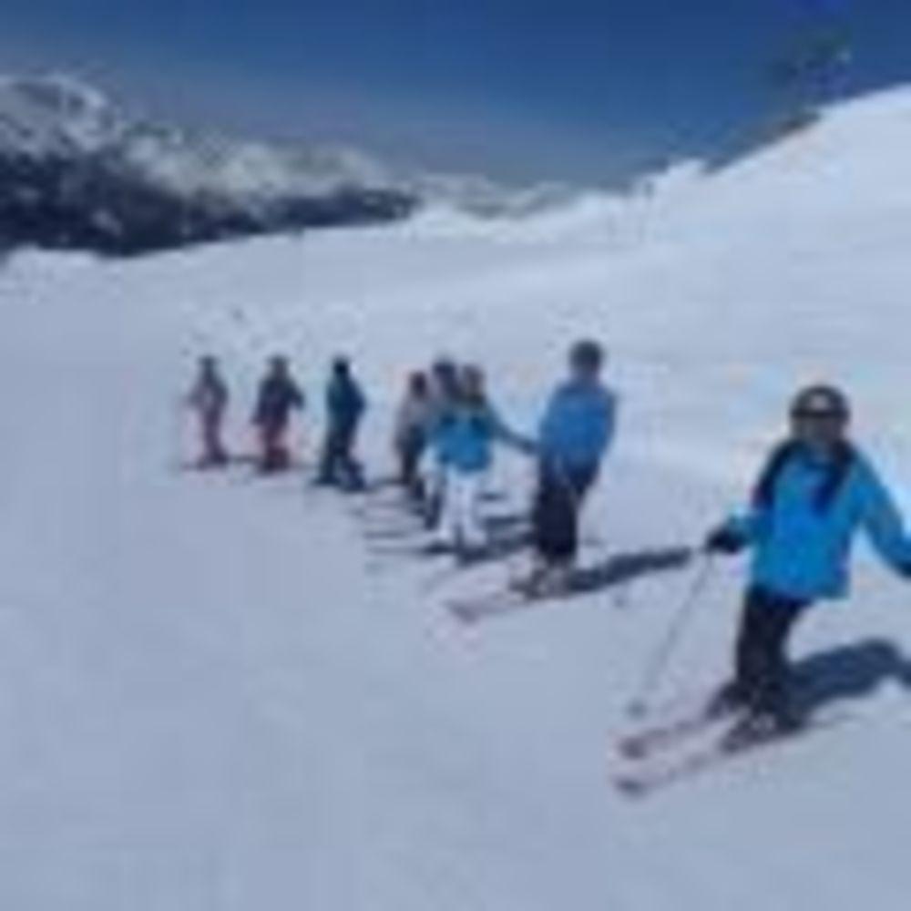 Лыжи Les Elfes