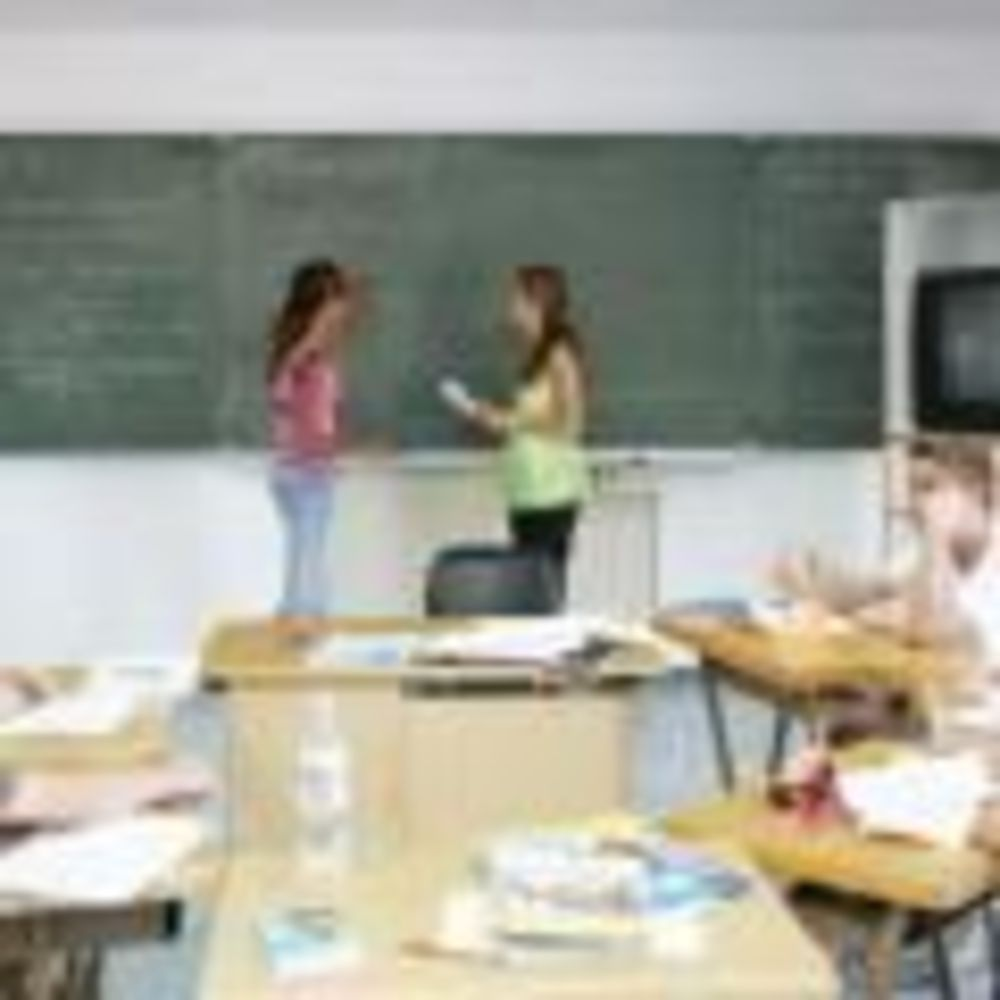 занятия в классах  Marbella Aleman, Enfocamp