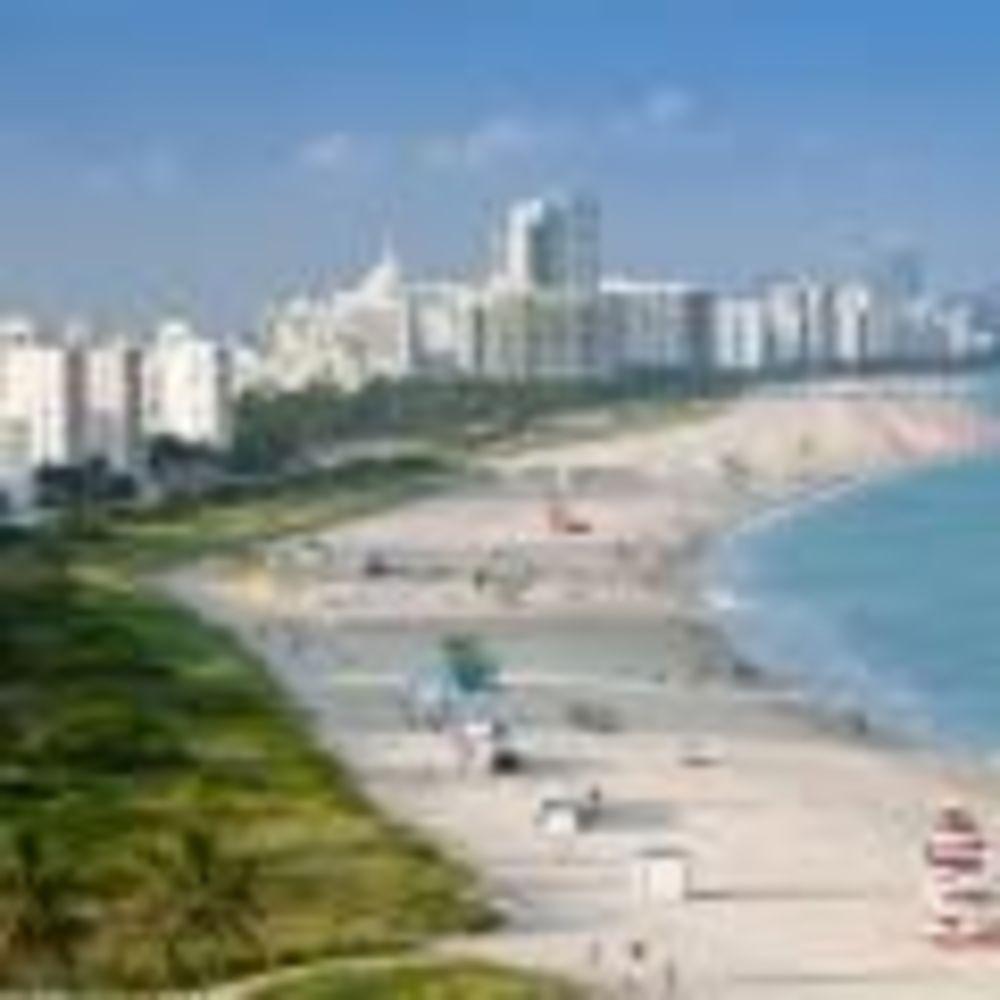пляж Майами лагерь Rennert Miami
