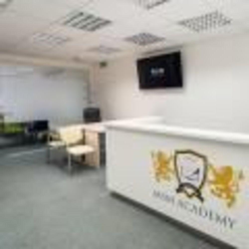 рецепция MSM Academy