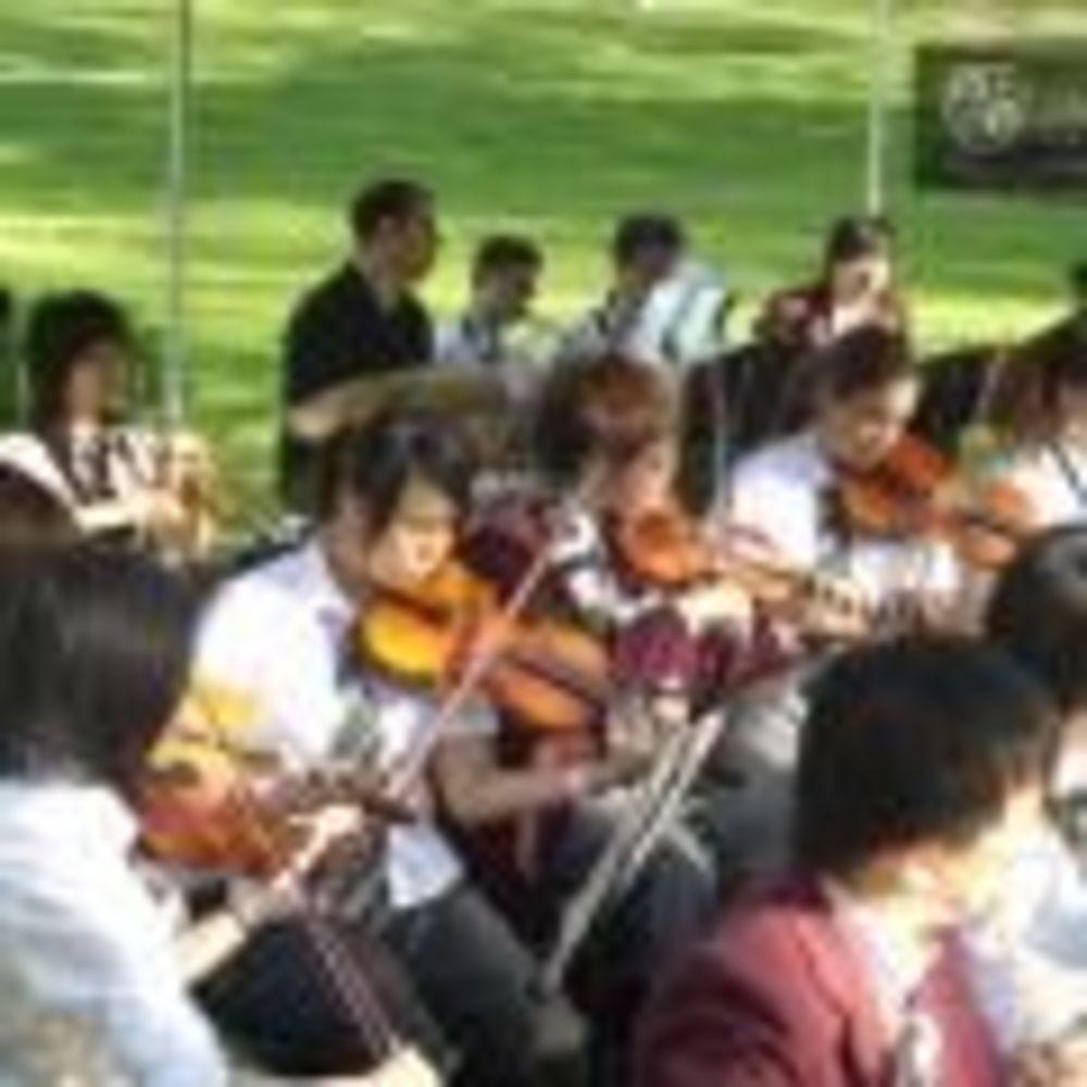 музыкальный класс в Bronte College