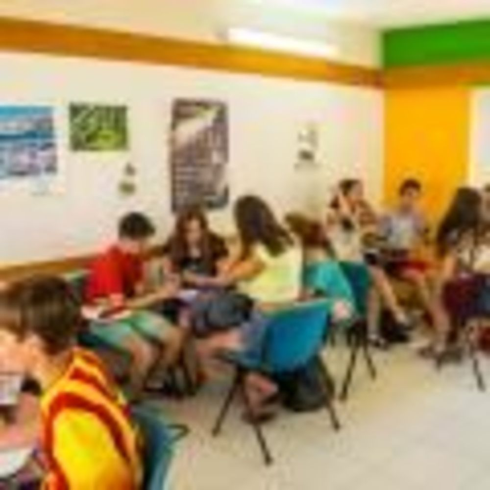 NSTS Malta дети на занятиях