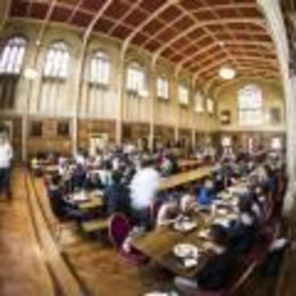 Обеденный зал Cheltenham College
