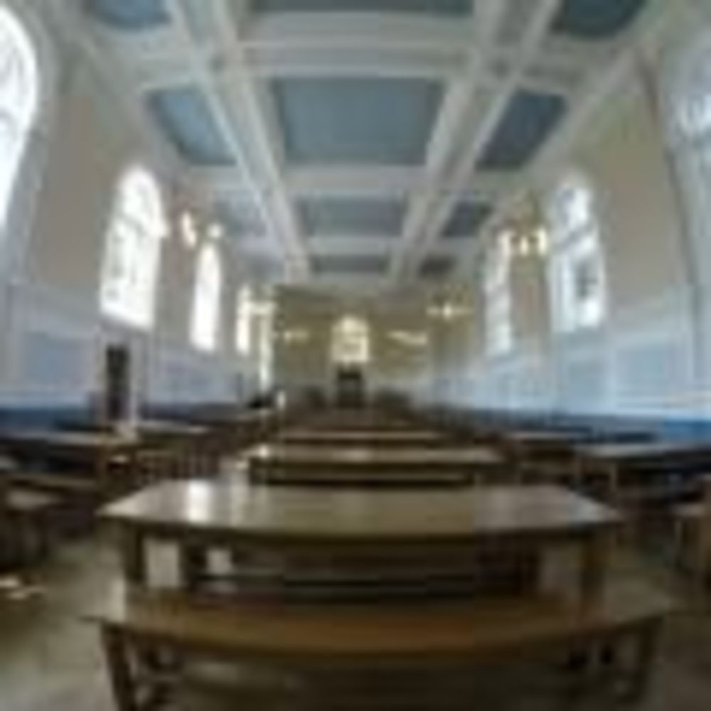 Обеденный зал Royal Russell School
