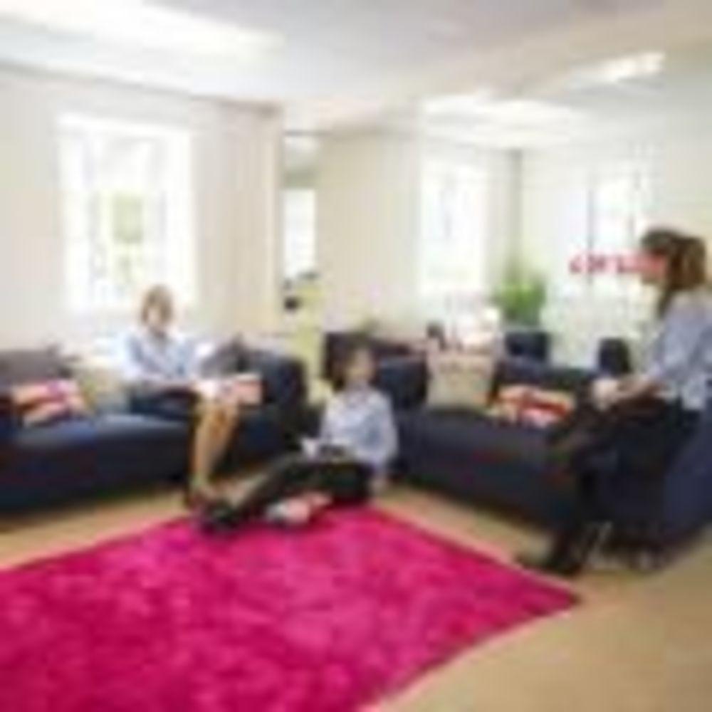 Общая комната Rendcombe College