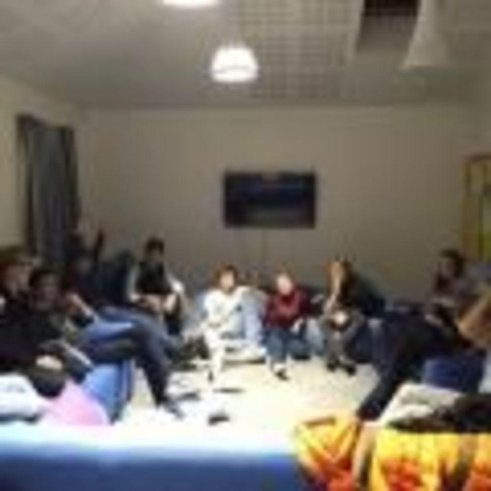 Общая комната Ashford School
