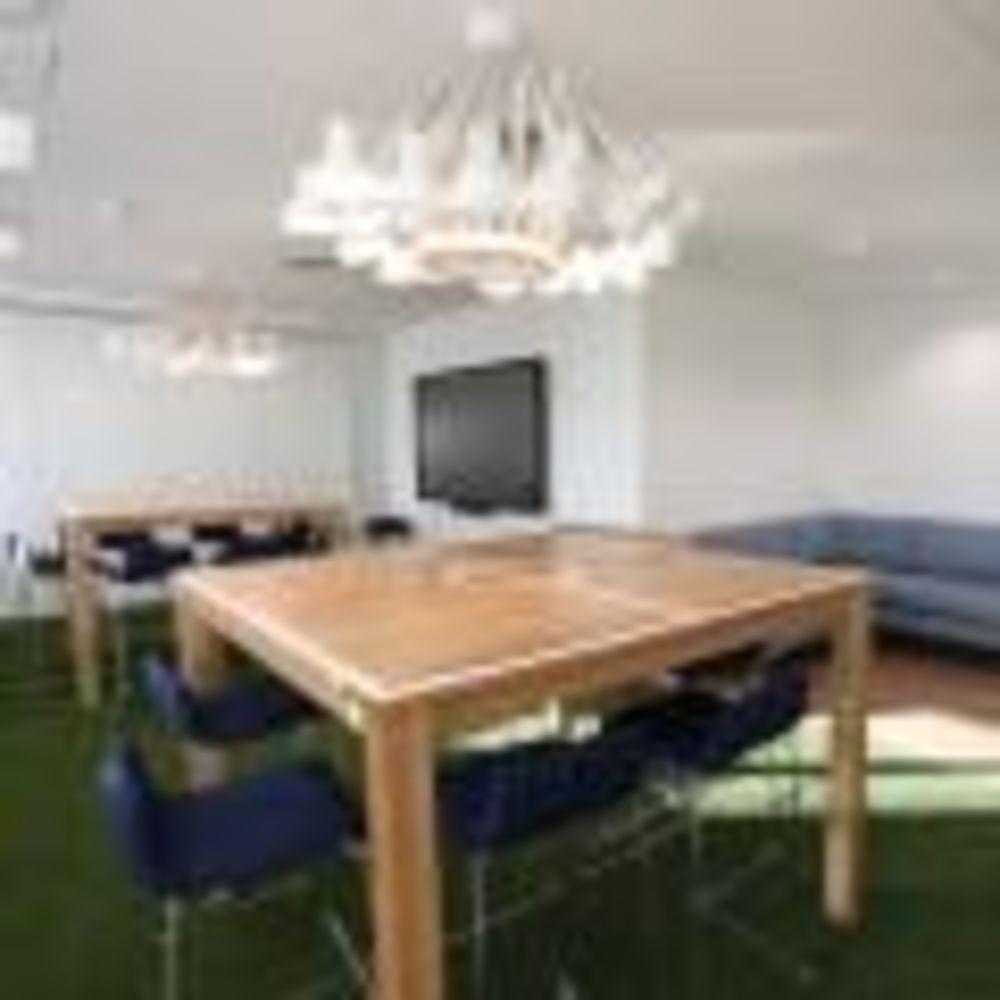 Общая комната City Football Schools.  Аспект - Обучение за рубежом.