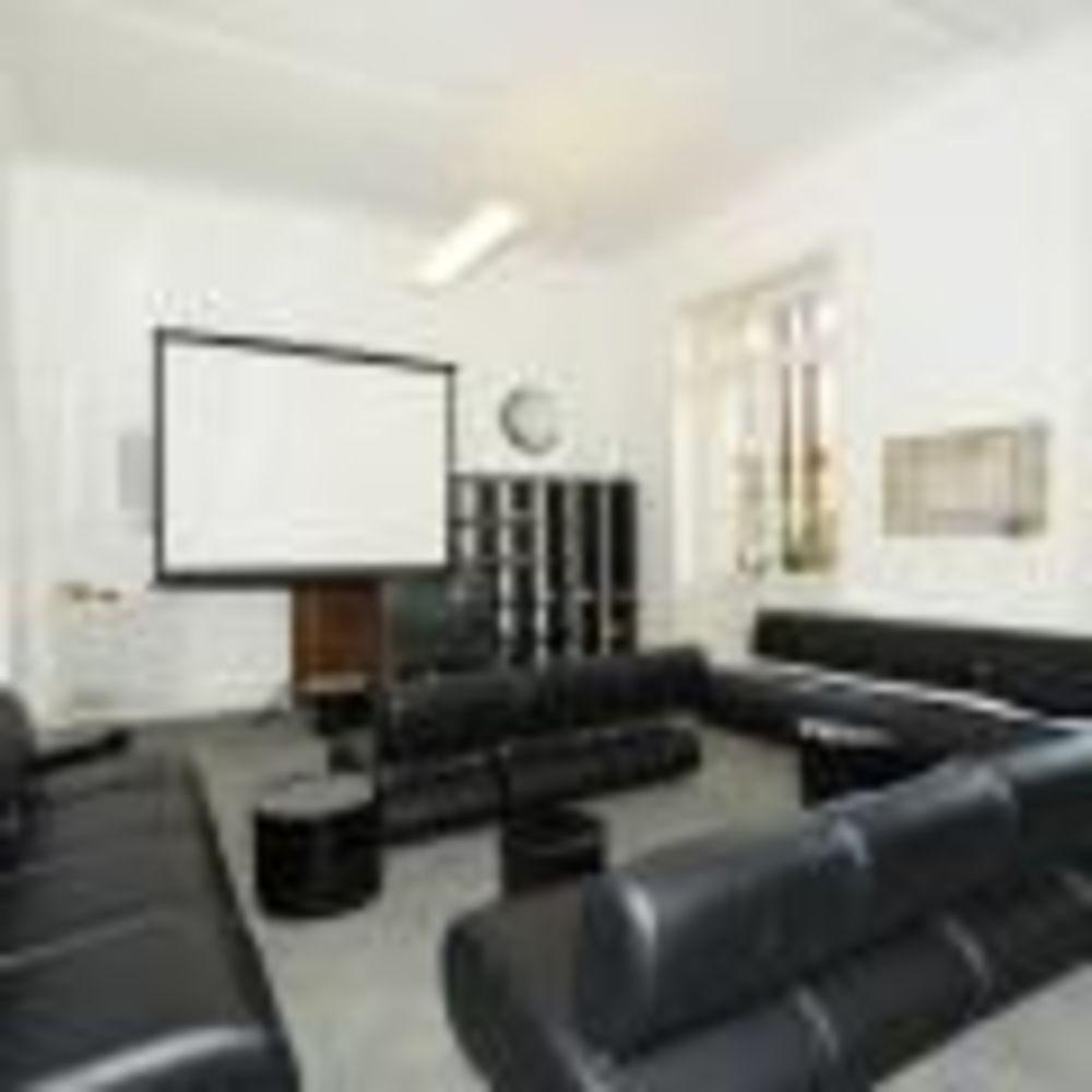 Общая комната Institut Monte Rosa