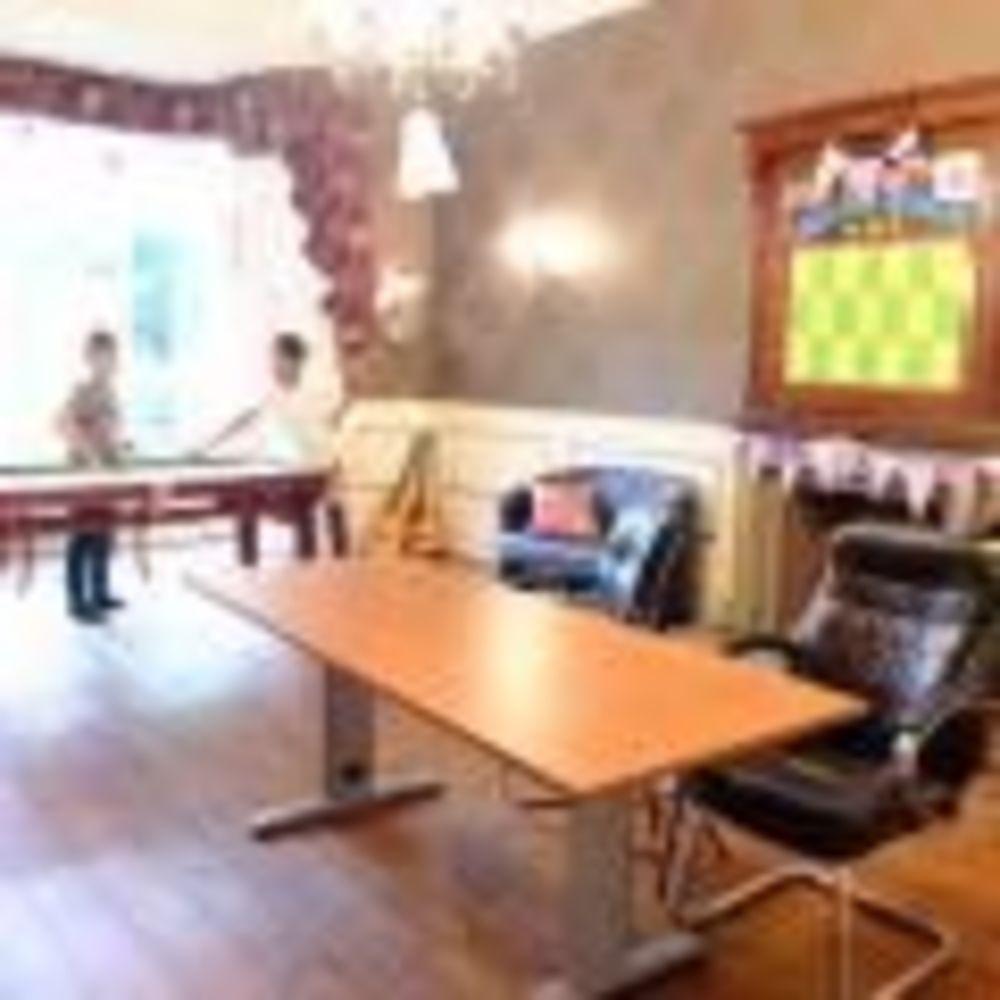 Общая комната OISE Sherbourne Priors