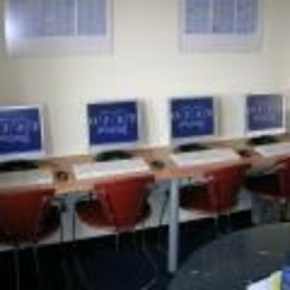 OISE Heidelberg компьютерный класс