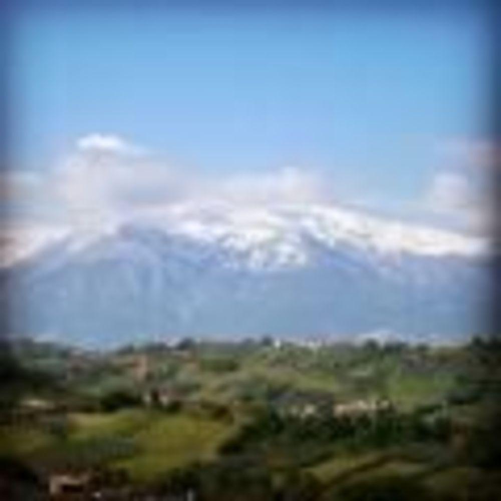 Панорама Canadian College Italy