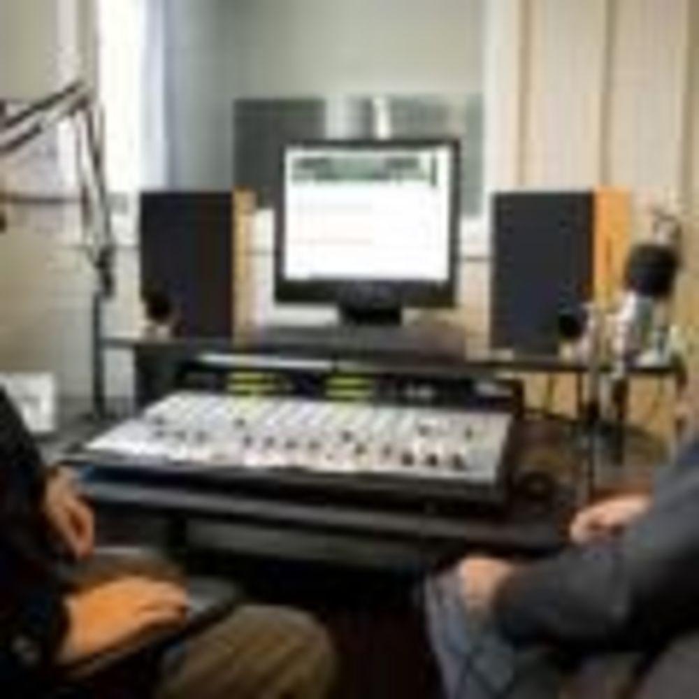 радио в Pickering College
