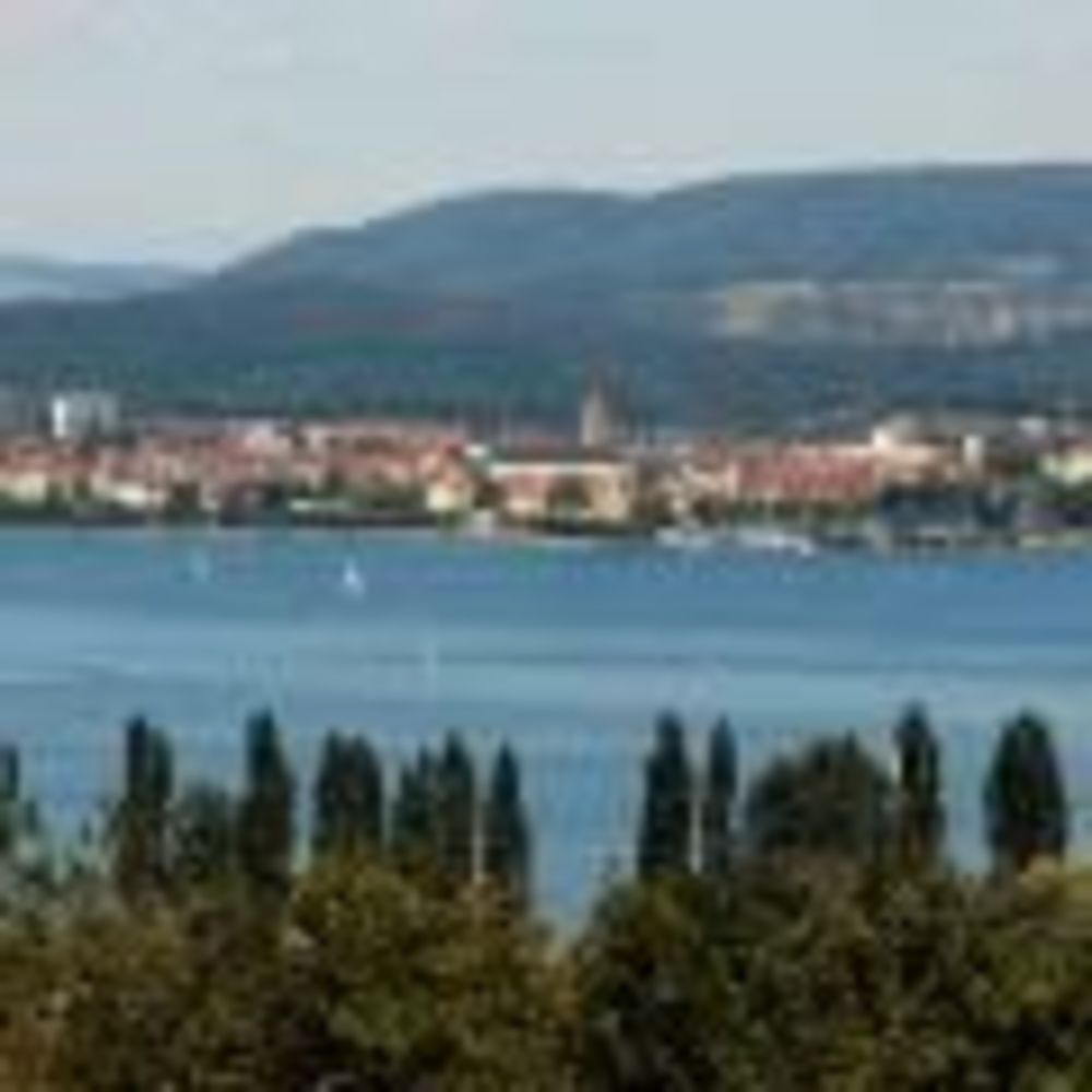Carl Duisberg, вид на город