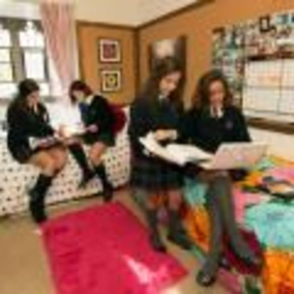 резиденция в школе Ridley College