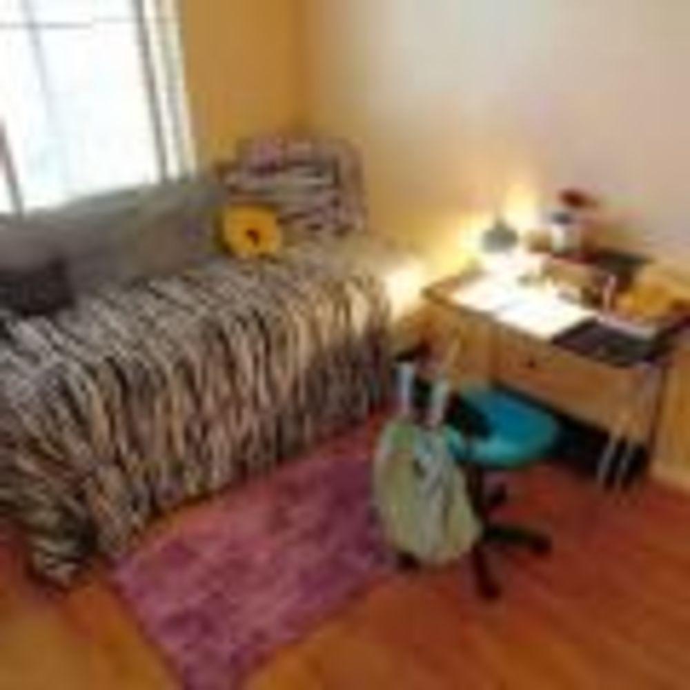 Ribet Academy комната в резиденции