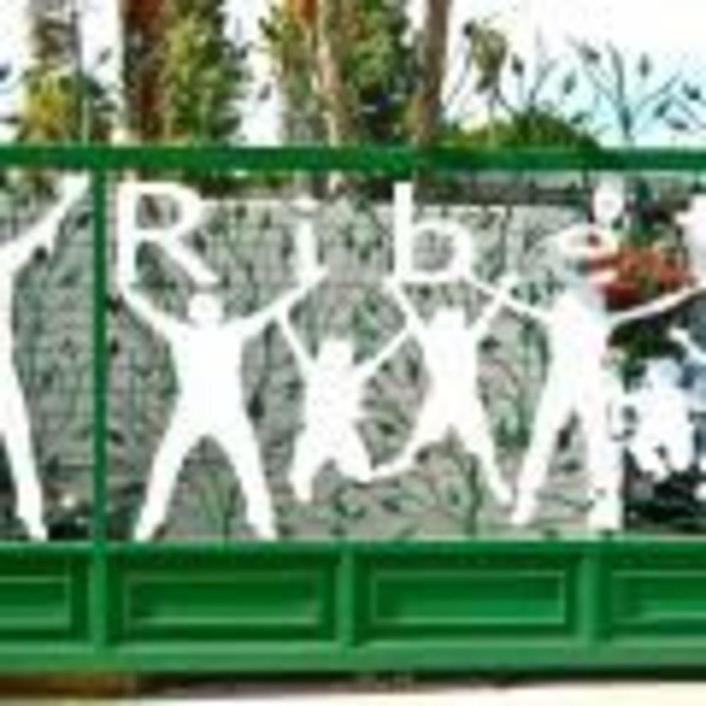 Ribet Academy на кампусе