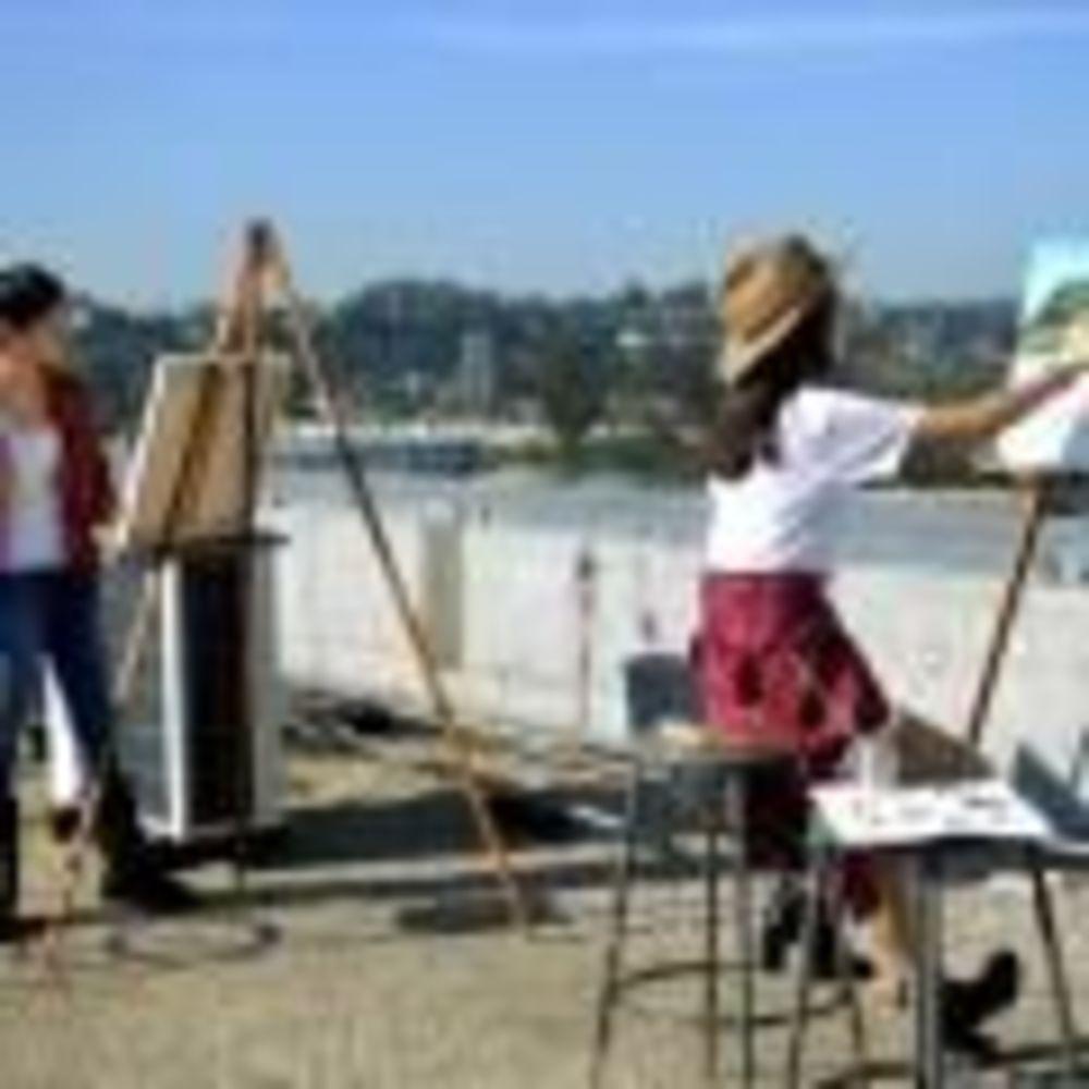 Ribet Academy урок рисования