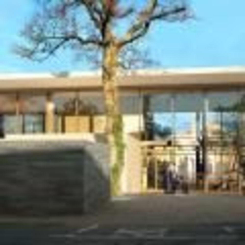 Ryde School здание школы