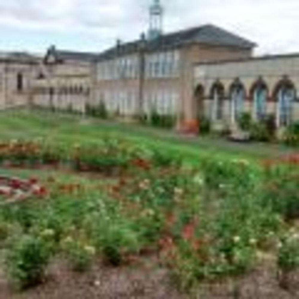Сад Stowe School