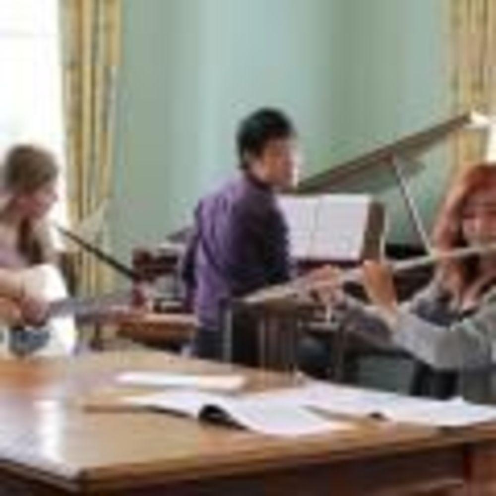 Saint Felix School музыкальный класс