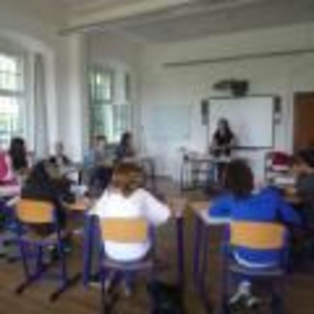Schule Schloss Salem Summer School дети на занятиях