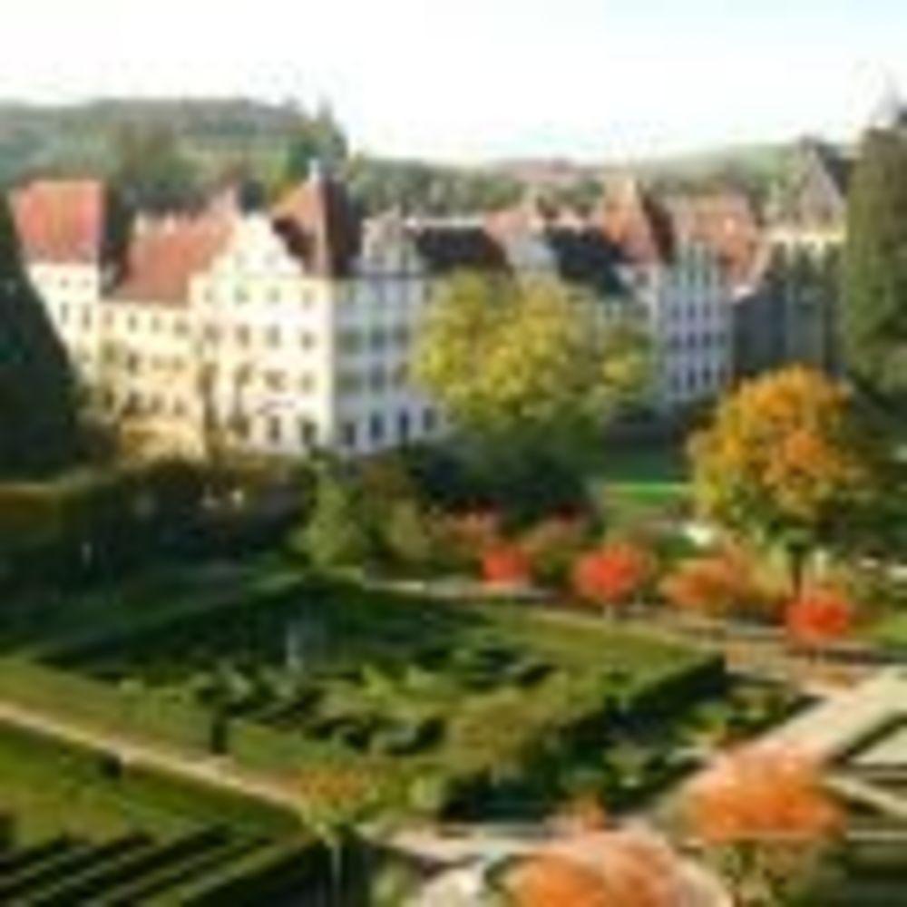 Schule Schloss Salem Summer School вид на кампус