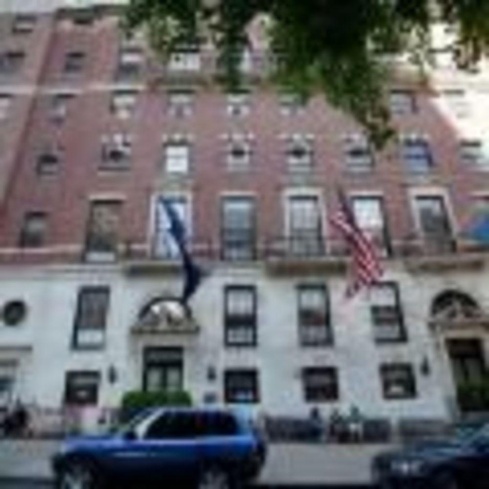 здание Marymount Manhattan College лагерь Rennert