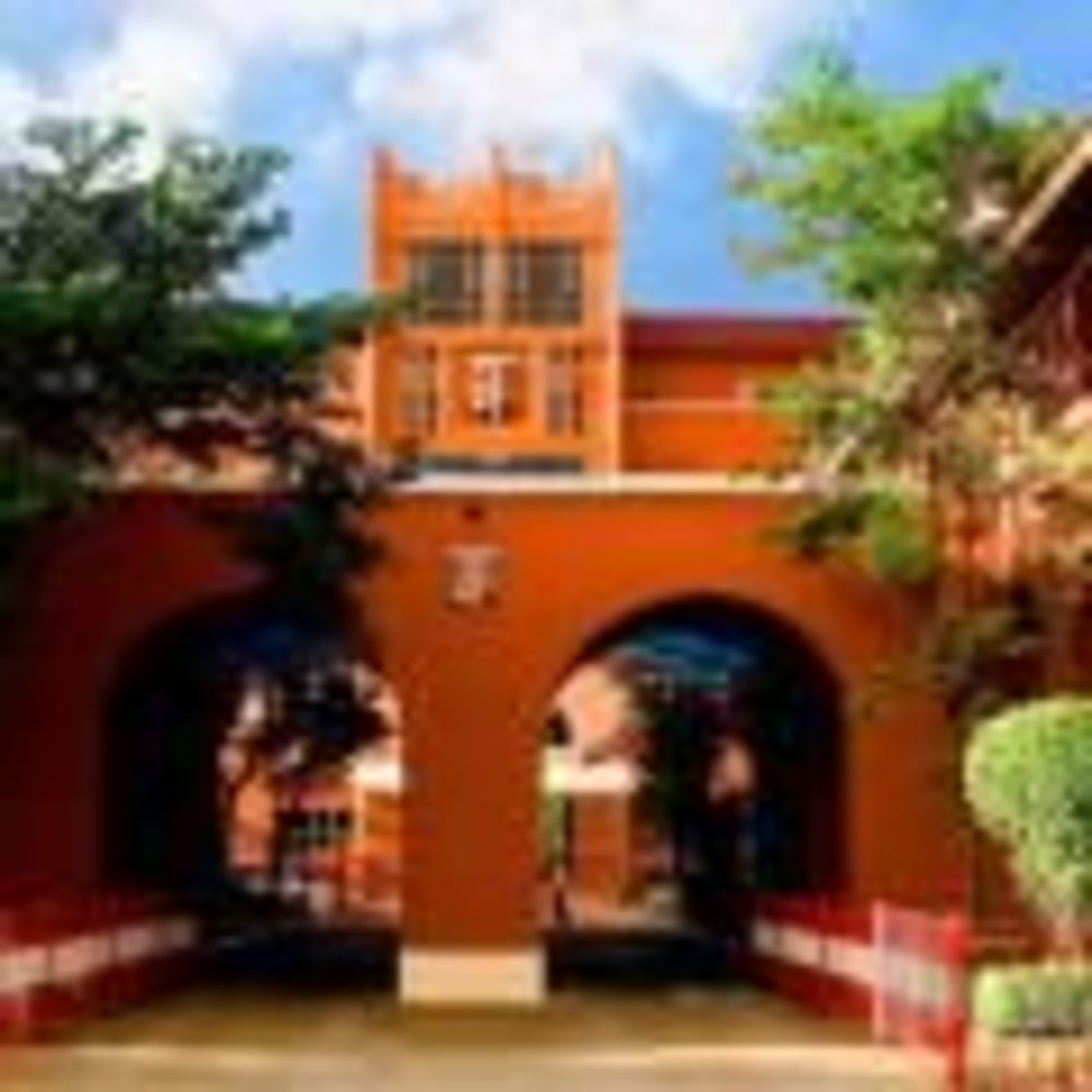 кампус школы Regent's International School Bangkok
