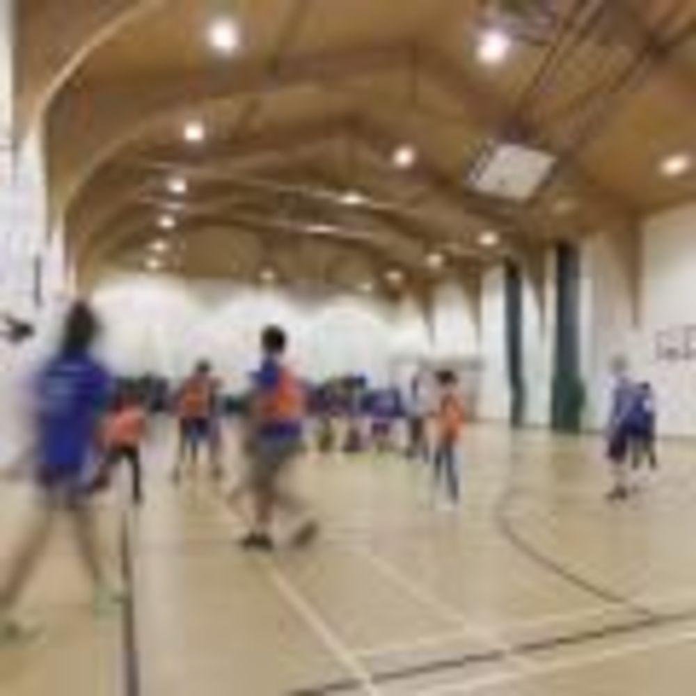 Спортивный зал Kings Summer Farringtons. Аспект - Образование за рубежом.