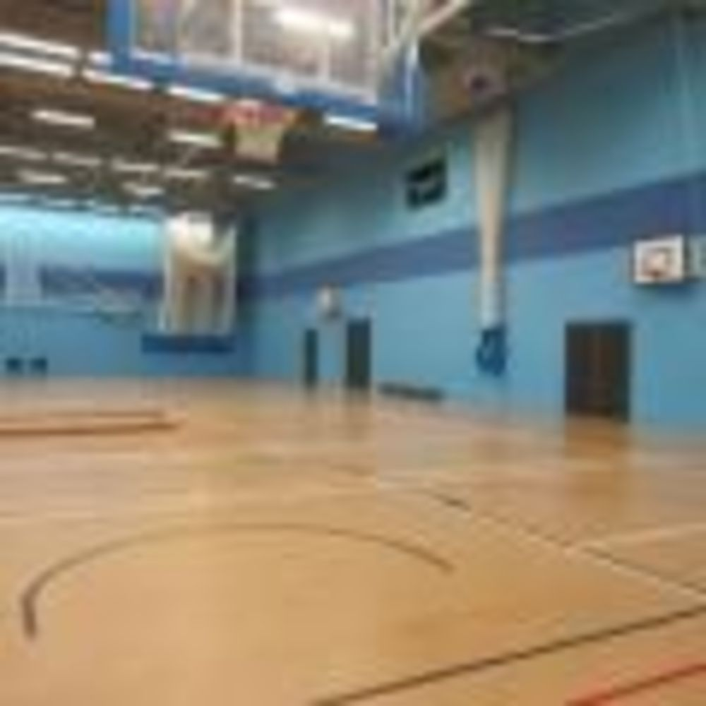 Спортивный зал The Duke of York's Royal Military School