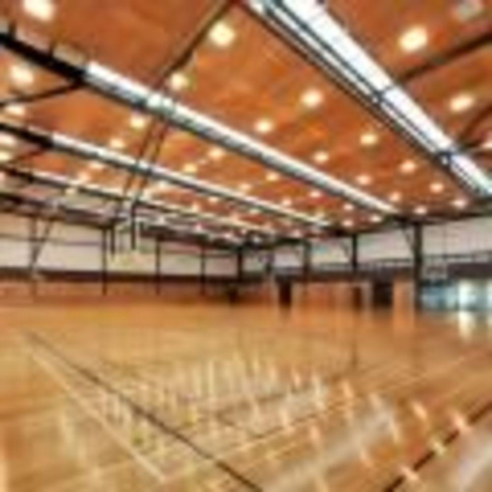 Спортивный зал Wesley College