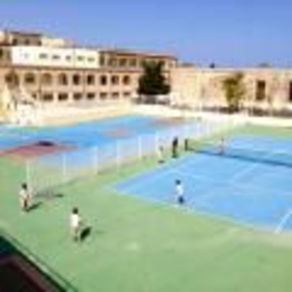 St Edward's College, Malta теннисный корт