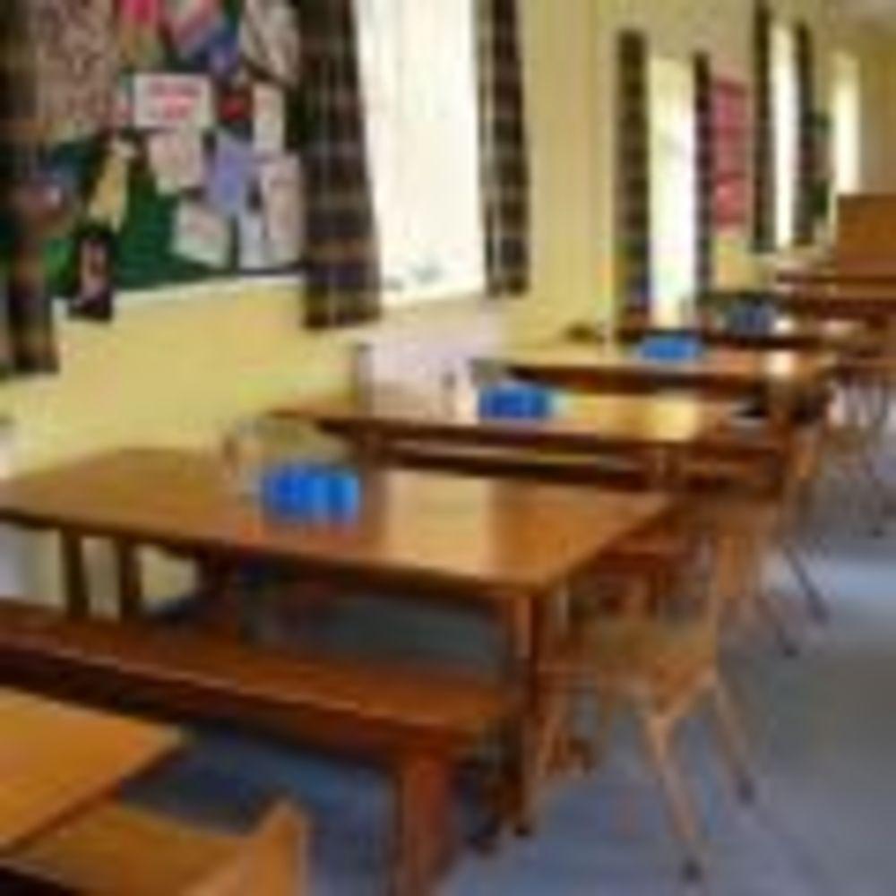 Столовая King's Hall School. Аспект - Образование за рубежом