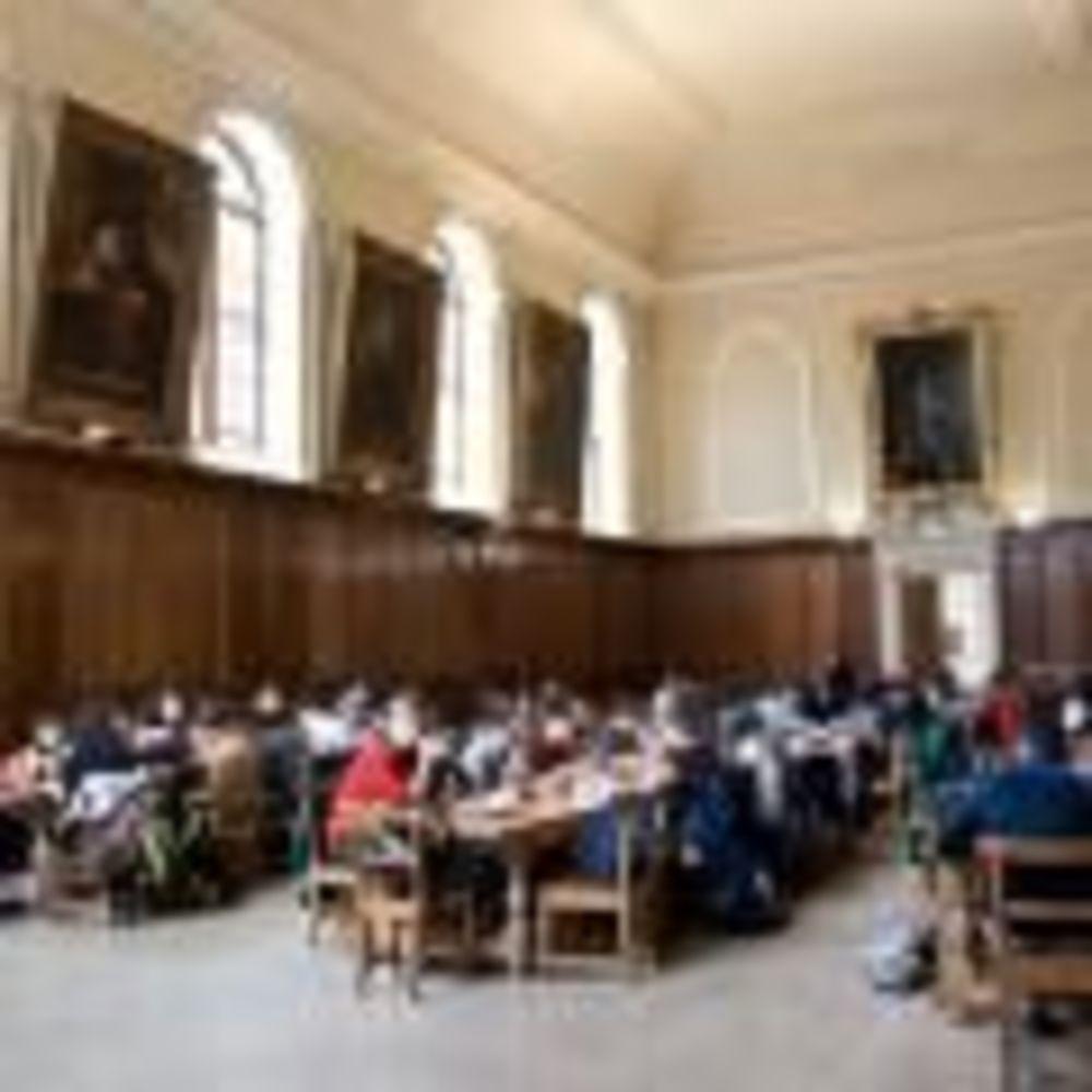 Столовая Trinity College