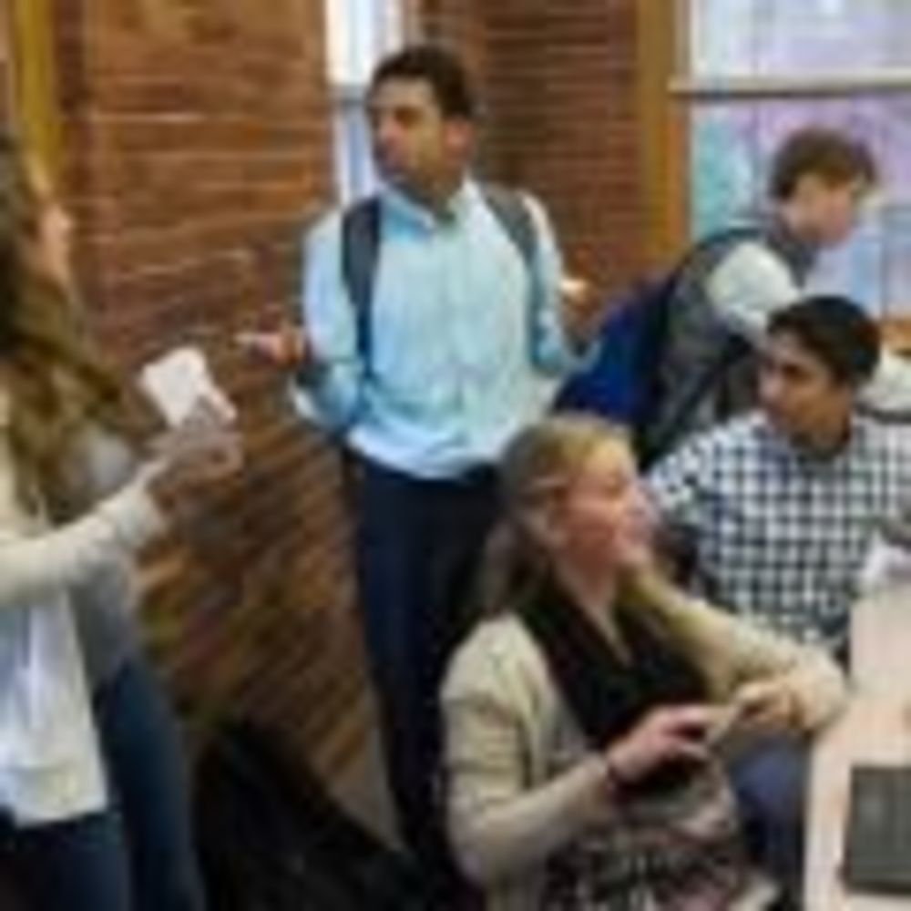студенты Ashbury College