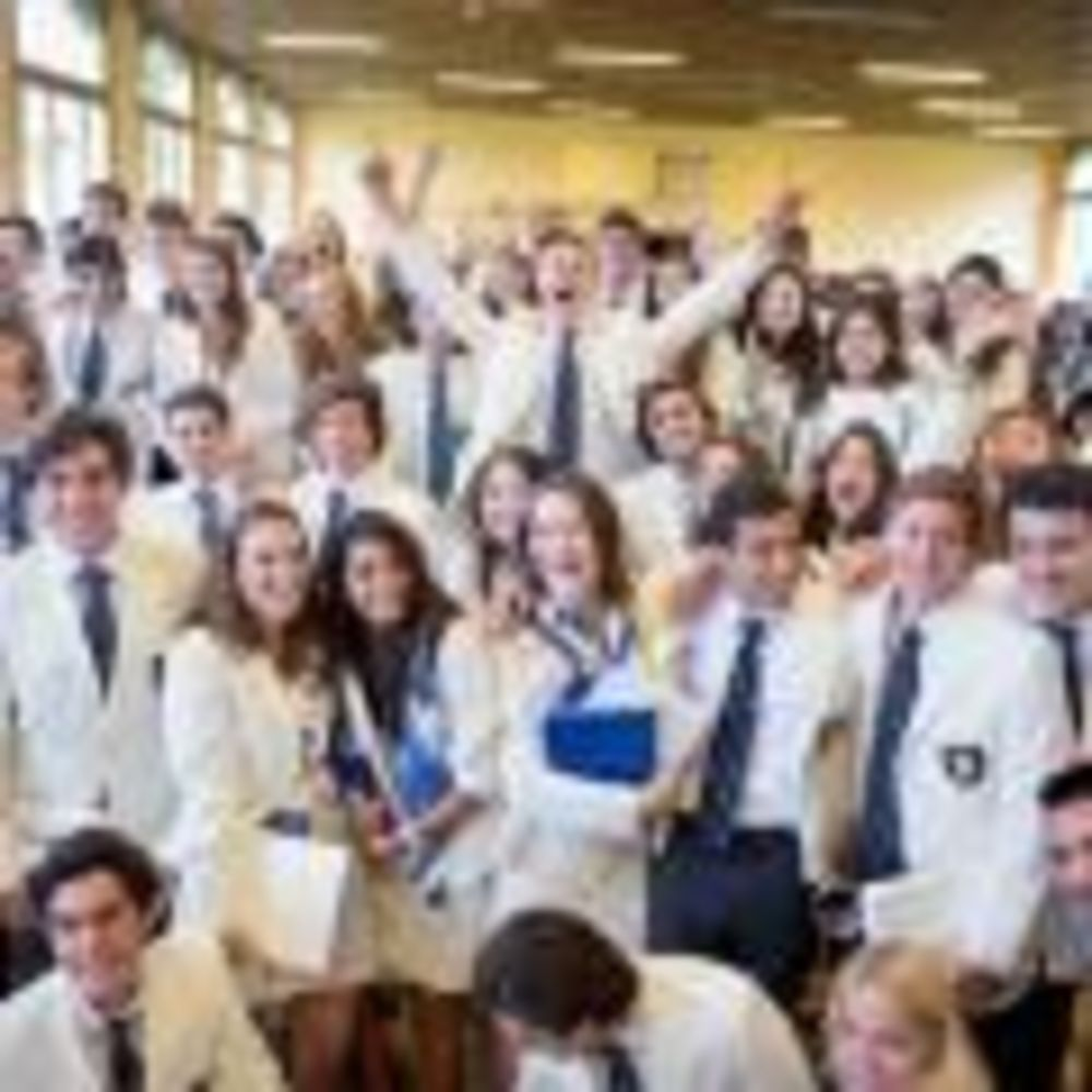 студенты школы Institut Le Rosey
