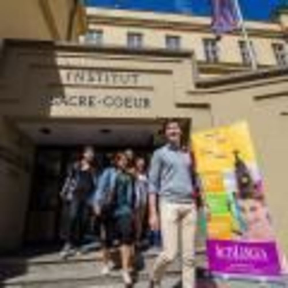 студенты лагеря Actilingua в Вене