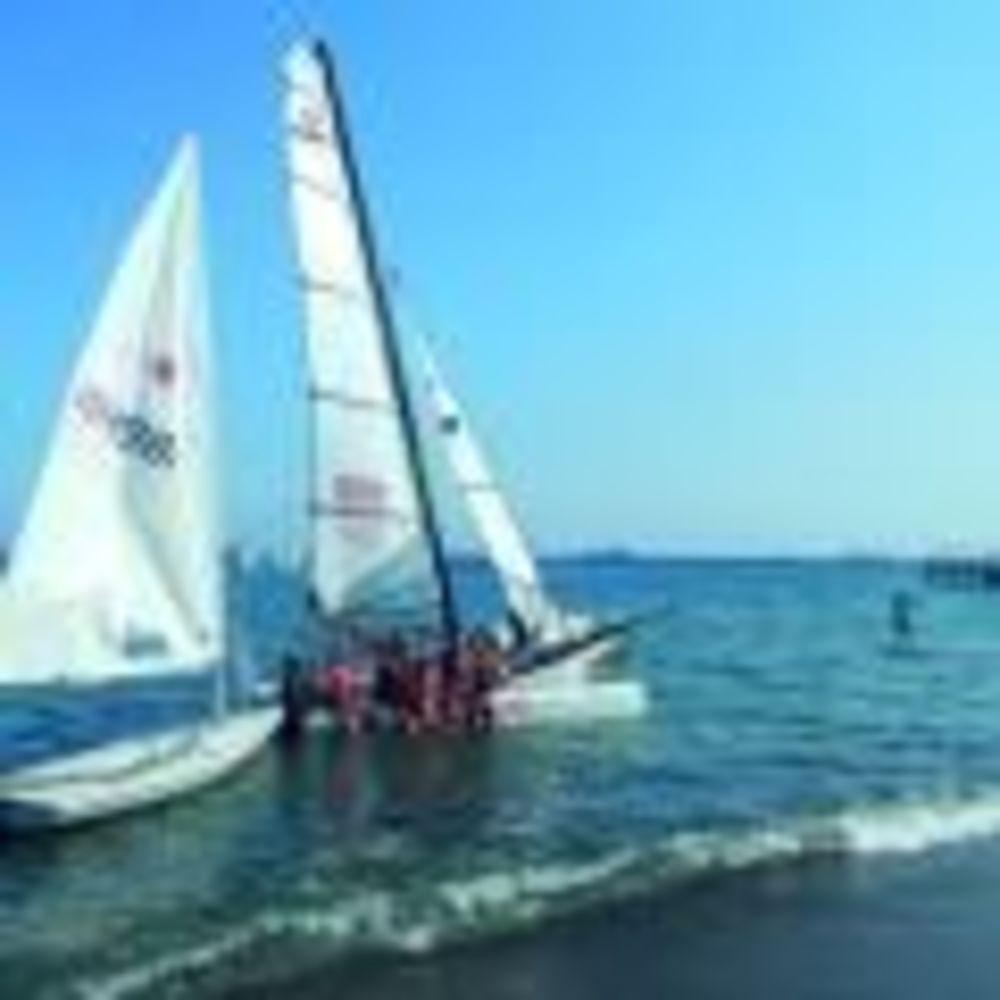 English in Cyprus парусный спорт
