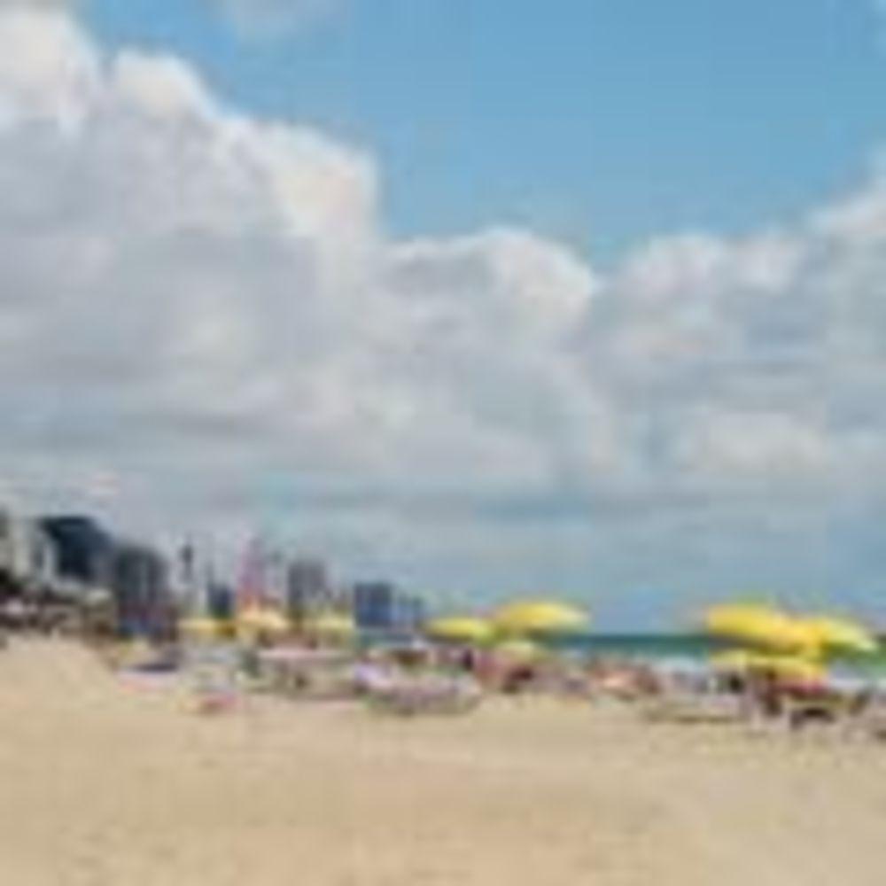 TALK English School Fort Lauderdale пляж