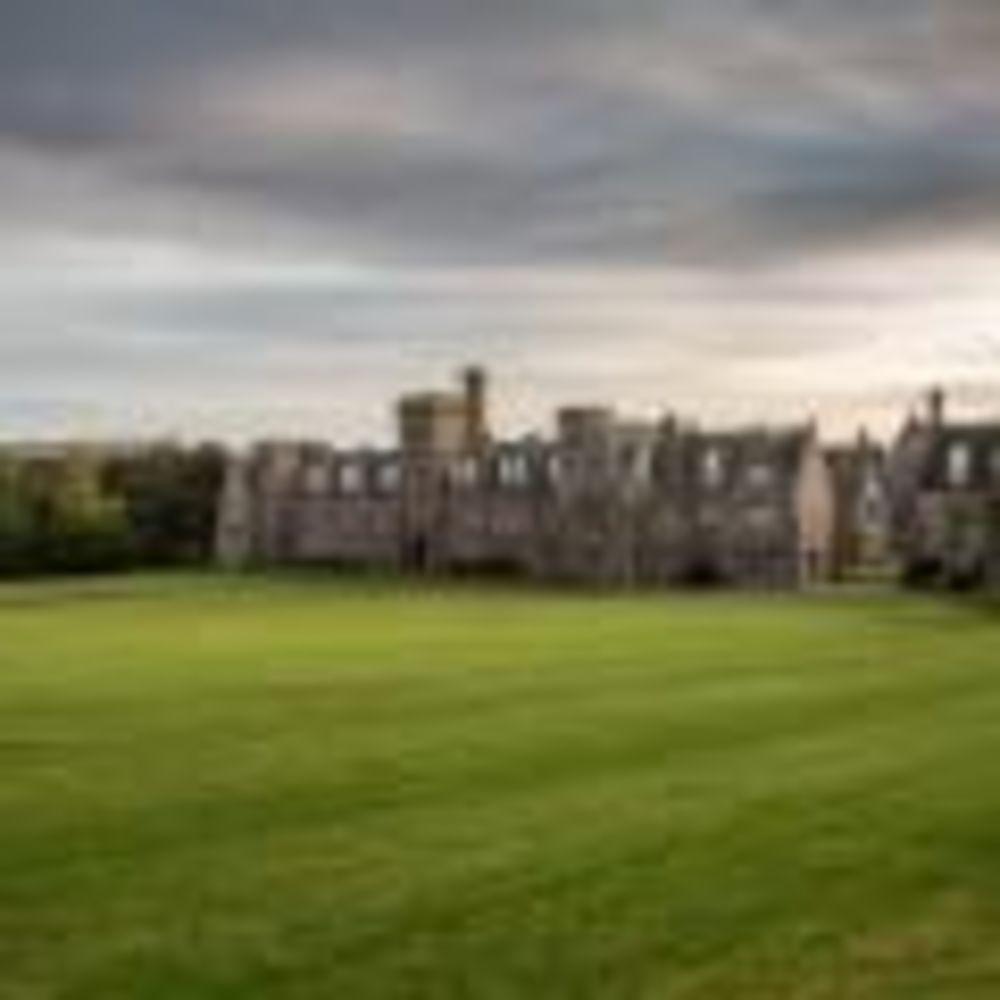 территория школы Glenalmond College