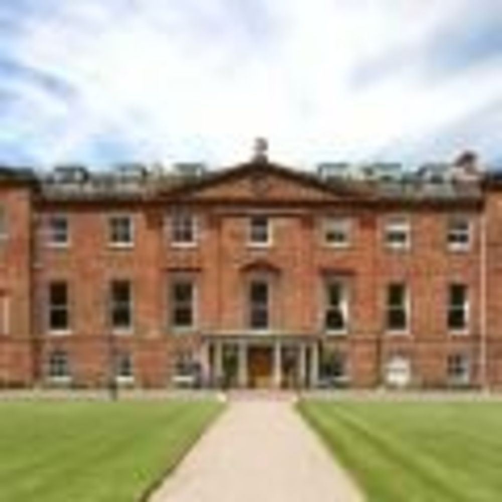 территория школы Kilgraston School в Шотландии