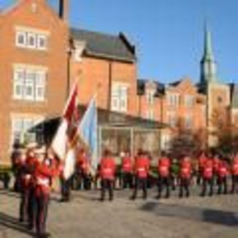 церемония в школе Ridley College